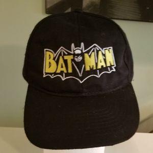 🦇 BATMAN Unisex Baseball Cap in GUC 🦇